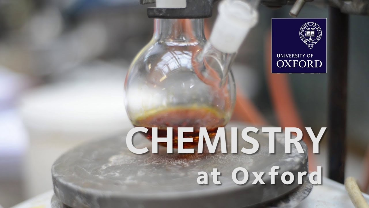 Chemistry at Oxford